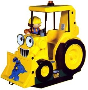 Bob the Builder Coin Ride