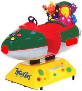 Tweenies Coin Ride